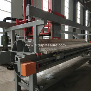 Big Capacity Paper Industry Chamber Membrane Filter Press